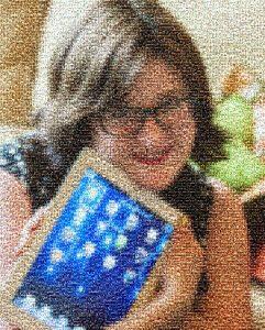 Beth Z mosaic