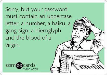 Password Joke