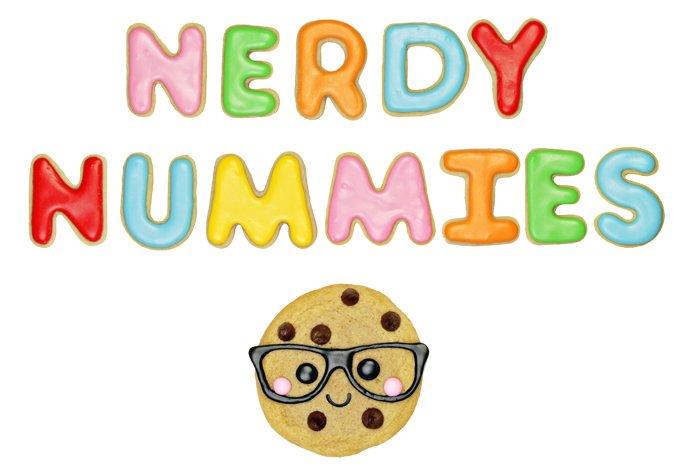 Nerdy Nummies: Baking for geeks | Your Nerdy Best Friend