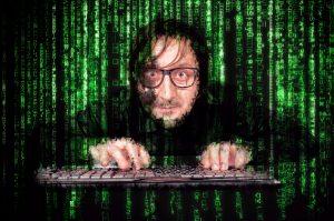 Creepy nerd security