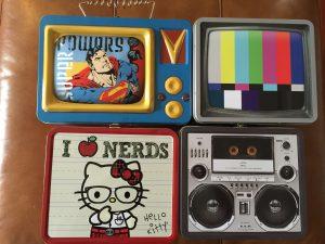 Nerdy Lunchbox